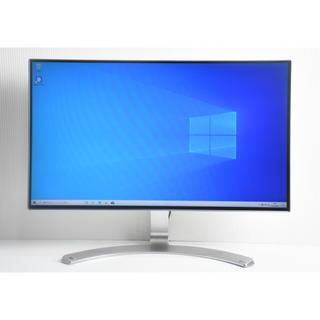 エルジーエレクトロニクス(LG Electronics)のLG 24MP88HV-S 23.8インチ/IPS HDMI端子×2 (ディスプレイ)