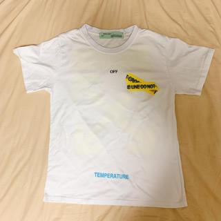 OFF-WHITE - off-white Tシャツ Mサイズ