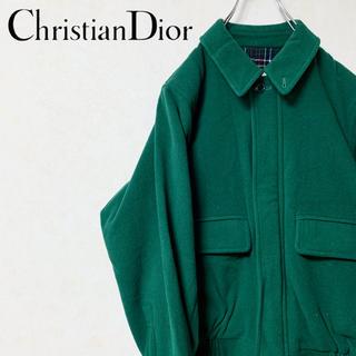 Christian Dior - Christian Dior 90年代 スイングトップ ウール 美品 激レア
