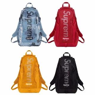 シュプリーム(Supreme)のSupreme 20ss Backpack  リュックサック(バッグパック/リュック)