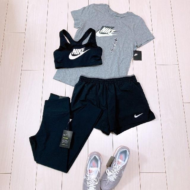 NIKE(ナイキ)の新品未使用♡NIKEナイキスポーツウェアセット♡ランニングヨガトレーニング スポーツ/アウトドアのランニング(ウェア)の商品写真