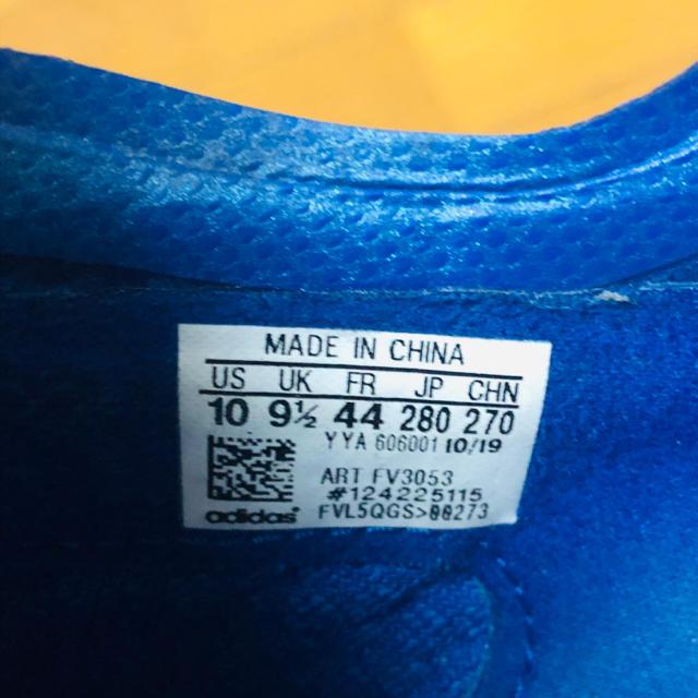 adidas(アディダス)のアディダス adidas エックス19.1 HG サッカースパイク スポーツ/アウトドアのサッカー/フットサル(シューズ)の商品写真