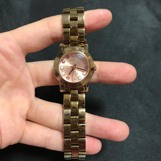 マークバイマークジェイコブス(MARC BY MARC JACOBS)の腕時計 レディース (腕時計)