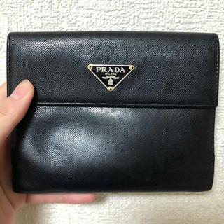 プラダ(PRADA)のPRADA 折りたたみ財布(折り財布)