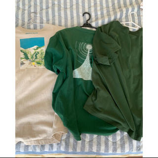 モンベル(mont bell)のmont-bell Tシャツ3枚set(Tシャツ/カットソー(半袖/袖なし))
