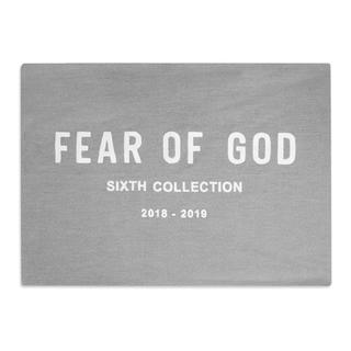 FEAR OF GOD - FEAR OF GOD CHENILLE EMBROIDERED THROW