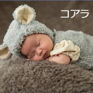 ★コアラ ハロウィン ベビー用 赤ちゃん 衣装 仮装 撮影 zgyx040