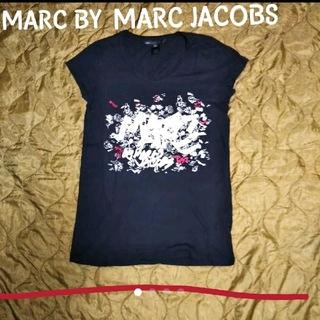 MARC BY MARC JACOBS - MARC BY MARC JACOBS プリント&刺繍 Tシャツ
