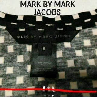 マークバイマークジェイコブス(MARC BY MARC JACOBS)のMARK BY MARK JACOBS  総柄 ワンピース(ひざ丈ワンピース)