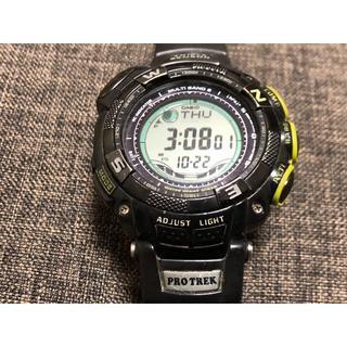 カシオ(CASIO)のカシオ プロトレック CAJタイアップモデル PRW-1500CAJ-3JR(腕時計(デジタル))