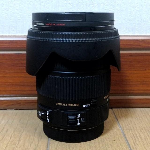 SIGMA(シグマ)のSIGMA 標準ズームレンズ 17-50mm F2.8 EX DC OS HSM スマホ/家電/カメラのカメラ(レンズ(ズーム))の商品写真