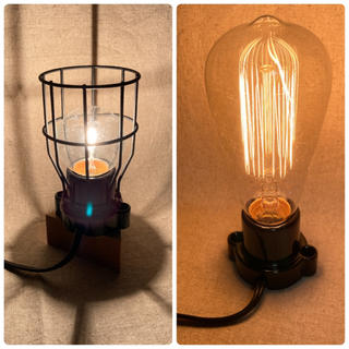 niko and... - レセップコード ブラック 電球 電球カバー 4点セット