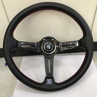 極品 自動車ハンドル ハンドルステアリング 14インチ 35cm