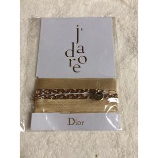 クリスチャンディオール(Christian Dior)のDior ノベルティ ブレスレット ネックレス(ブレスレット/バングル)
