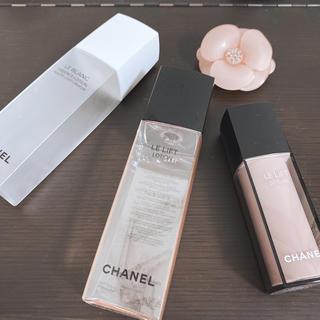 CHANEL - シャネル CHANEL 化粧水ボトル 3本セット