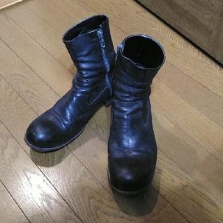 アタッチメント(ATTACHIMENT)の【訳あり】アタッチメント サイドジップブーツ size41(ブーツ)