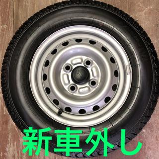 ダイハツ(ダイハツ)のハイゼット トラック タイヤ 4本(タイヤ・ホイールセット)