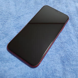 Apple - iPhone 11 64GB (PRODUCT)RED 香港版 美品