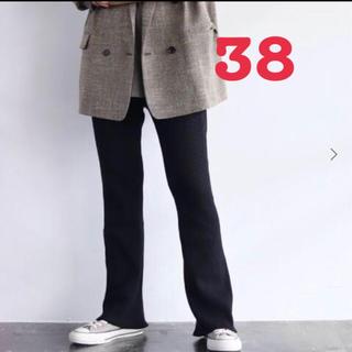 Plage - plage CALUX/キャラクス NEW RIB パンツ 38サイズ