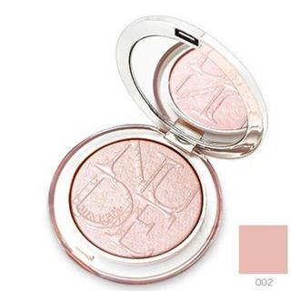 Christian Dior - ディオールスキンミネラル ヌード ルミナイザーパウダー#002 ピンク グロウ