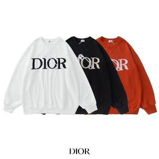 Dior - 2枚11500/ディオールDIOR長袖トレーナースウェット