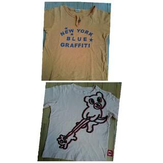 ライトオン(Right-on)のユニクロ Right-on Tシャツ(Tシャツ/カットソー)
