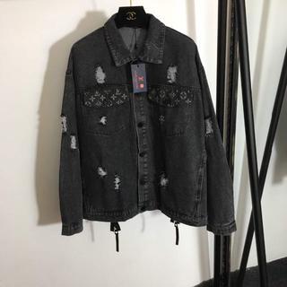 ルイヴィトン(LOUIS VUITTON)の Louis Vuitton  ファッションデニムジャケット(Gジャン/デニムジャケット)