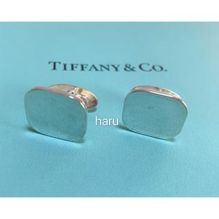 ティファニー(Tiffany & Co.)のTIFFANY&Co. ティファニー カフリンクス(カフリンクス)