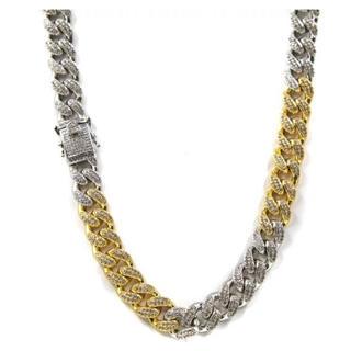 アヴァランチ(AVALANCHE)のyuyu69様専用 Golden Gilt マイアミキューバン ネックレス(ネックレス)