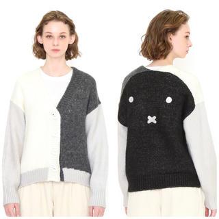 グラニフ(Design Tshirts Store graniph)のグラニフ ミッフィー (カーディガン)