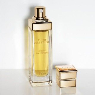 ディオール(Dior)のディオール プレステージ ソヴレーヌ オイル Dior 美容液 新品 (フェイスオイル/バーム)