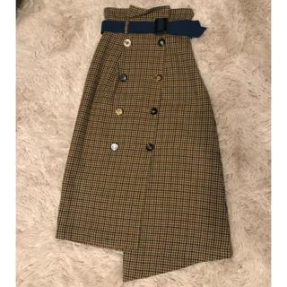 REDYAZEL - REDYAZEL トレンチ風スカート