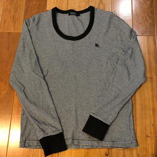バーバリーブラックレーベル(BURBERRY BLACK LABEL)のバーバリーブラックレーベル長袖(Tシャツ/カットソー(七分/長袖))