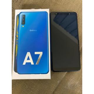 Galaxy - Galaxy A7 本体