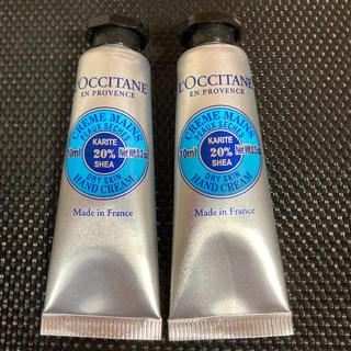 L'OCCITANE - ロクシタン シア ハンドクリーム 10ml