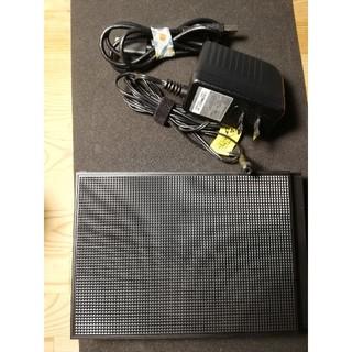 アイオーデータ(IODATA)の外付けハードディスク HDD 2TB I-O DATA(PC周辺機器)