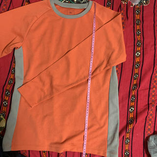 ミズノ(MIZUNO)のミズノ MIZUNO 長袖Tシャツ Mサイズ(登山用品)
