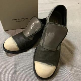 コムデギャルソン(COMME des GARCONS)の中古 コムデギャルソン ローファー 革靴(ドレス/ビジネス)