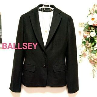 Ballsey - 美シルエット☆ボールジィ ブラック テーラードジャケット