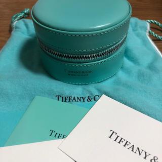 Tiffany & Co. - ティファニージュエリーケース