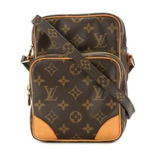 LOUIS VUITTON - 【Louis Vuitton】アマゾン モノグラム ショルダーバッグ