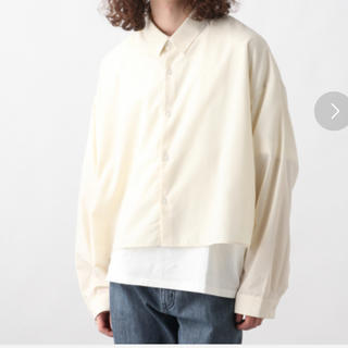 ハレ(HARE)のHARE BIGショートシャツ(シャツ)