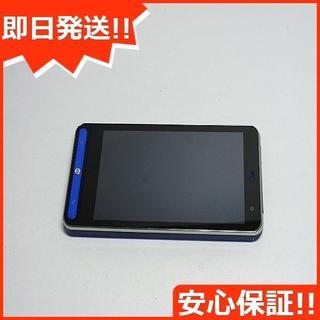 フジツウ(富士通)の新品同様 au ISW11F ストリームブルー 白ロム(スマートフォン本体)