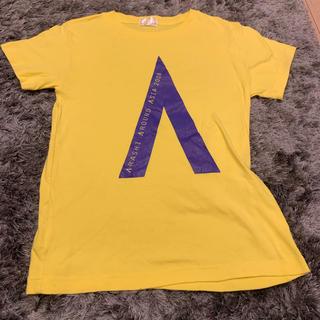 アラシ(嵐)の嵐 ARASHI AROUND ASIA  上海限定 ライブTシャツ(アイドルグッズ)