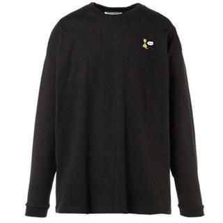 オニツカタイガー(Onitsuka Tiger)のonitsuka tiger ロングスリーブTシャツ(Tシャツ/カットソー(七分/長袖))