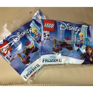 レゴ(Lego)の3点★アナと雪の女王冬LEGO 30553★LEGO CITY30366(その他)