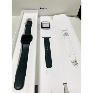 Apple Watch - アップルウォッチ シリーズ3★38㎜ 美品