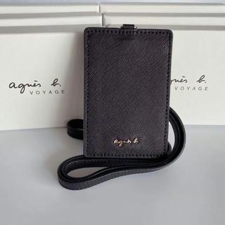 agnes b. - 新品 アニエスベー ID パスケース