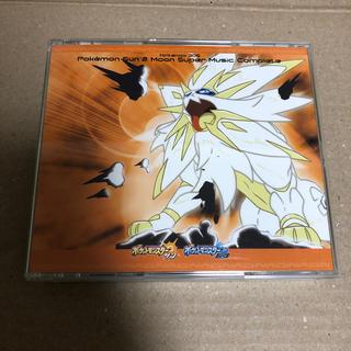ポケモン(ポケモン)のポケットモンスター サン ムーン サウンドトラックCD 3DS ポケモン(ゲーム音楽)