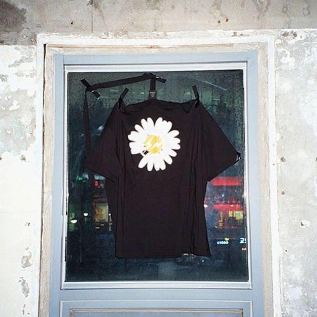 PEACEMINUSONE(ピースマイナスワン)のpeaceminusone  フラグメントTシャツ メンズのトップス(Tシャツ/カットソー(半袖/袖なし))の商品写真